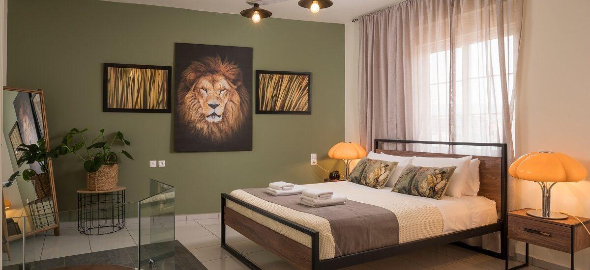 Διαμέρισμα Χανιά  Ethyr City Living  Airbnb Apartment Chania  apartment City Center Chania